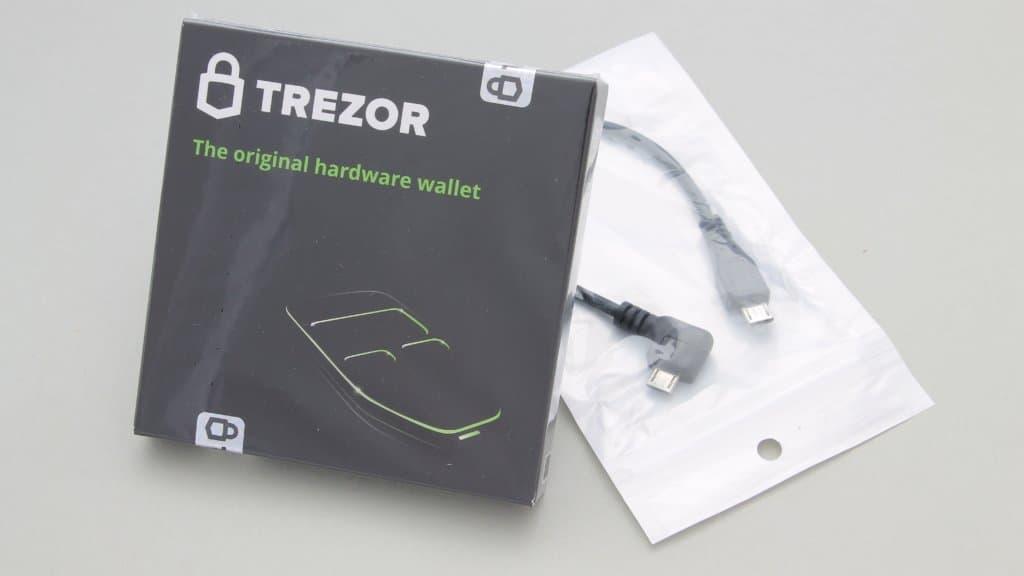 pachet Trezor