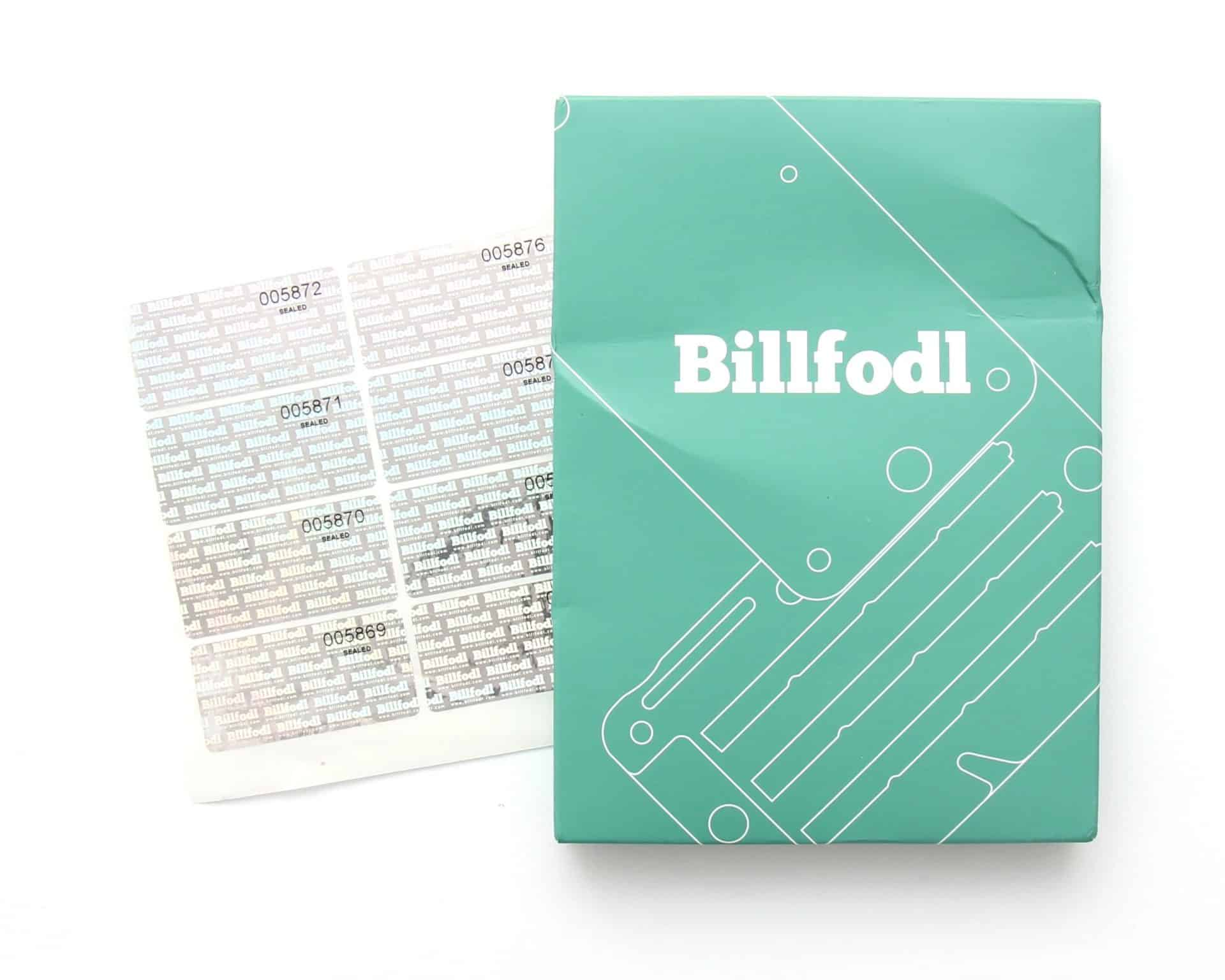 Sigilii Billfodl